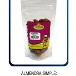 Almendra Simple: 125g