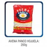 Avena Panco Hojuela: 200g