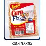 Corn Flakes: 350g - 200g
