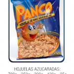 Hojuelas de Maíz Azucaradas Panco: 700g - 350g - 200g -120g - 35g