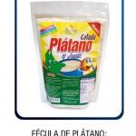 Fécula de Plátano: 500g - 250g