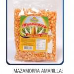 Mazamorra Amarilla: 500g - 250g